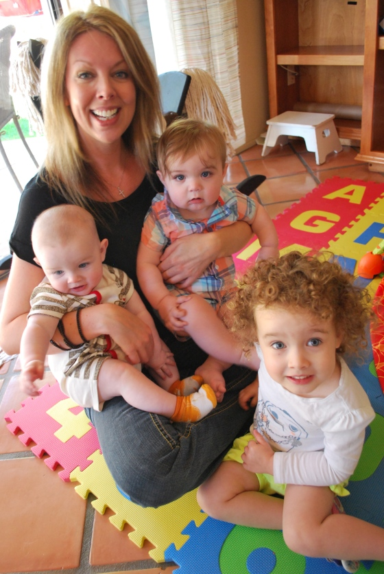 Gwen, Van, Henry and Aunt Shannon